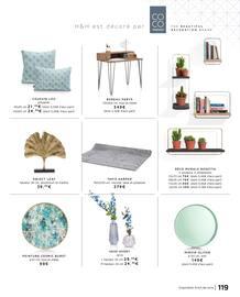 Catalogue H&H en cours, Guide d'inspiration & art de vivre, Page 119