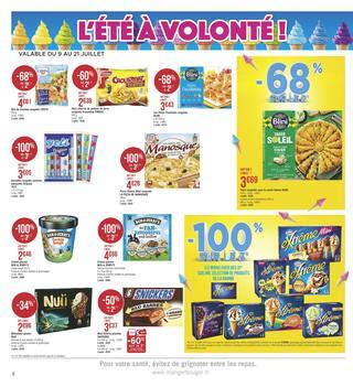 Catalogue Casino Supermarchés en cours, Savourez l'été, profitez des promos !, Page 8