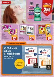 Aktueller REWE Prospekt, Jetzt viele Produkte für nur 1 Euro, Seite 11