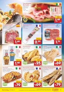 Wurst im Netto Marken-Discount Prospekt DER ORT, AN DEM PFLANZLICHE ALTERNATIVEN AUF DICH WARTEN. auf S. 16