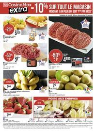 Catalogue Casino Supermarchés en cours, Priorité aux bons plans, Page 3