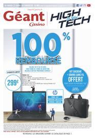 Catalogue Géant Casino en cours, La sélec' High Tech, Page 8