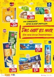 Aktueller Netto Marken-Discount Prospekt, DAS GIBT ES NUR BEI NETTO! DIESE WOCHE DAUERTIEFPREIS-ARTIKEL NOCHMAL REDUZIERT, Seite 12
