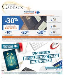 Catalogue Carrefour en cours, Noël divertissant, Page 38