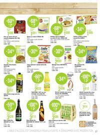 Catalogue Casino Supermarchés en cours, BIO, Page 17