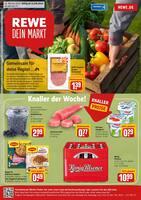 Aktueller REWE Prospekt, Frisch wie vom Wochenmarkt - jeden Tag., Seite 1