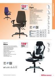 Catalogue Office DEPOT en cours, Catalogue Mobilier, tout pour votre bureau, Page 67