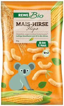 Mini Reiswaffeln oder Mais-Hirse Flips Angebot: Im aktuellen Prospekt bei REWE in Braunschweig