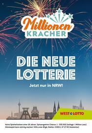 Aktueller Westlotto Prospekt, Die neue Lotterie, Seite 1