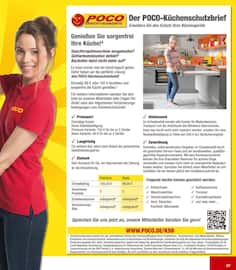 Aktueller POCO Prospekt, Meine Küche, Seite 7