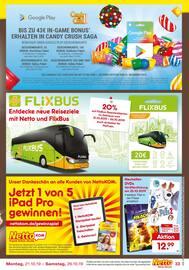 Aktueller Netto Marken-Discount Prospekt, Schaurig günstige Angebote!, Seite 33
