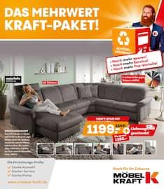 Aktueller Möbel Kraft Prospekt, Das Mehrwert Kraft-Paket , Seite 1