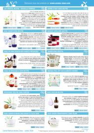 Catalogue AromaZone en cours, Expert naturel en soins & beauté, Page 72