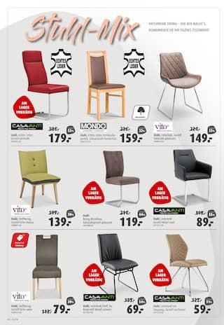 Aktueller porta Möbel Prospekt, Aktuelle Angebote , Seite 16