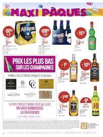 Catalogue Casino Supermarchés en cours, Maxi Pâques, Page 12