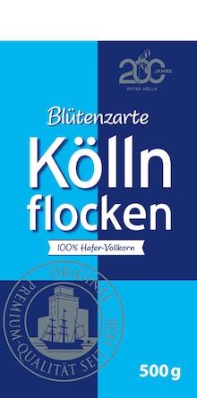 Haferflocken von Kölln im aktuellen REWE Prospekt für 0.99€