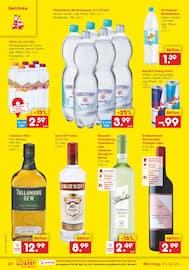 Aktueller Netto Marken-Discount Prospekt, Fisch verliebt? Dann geh doch zu Netto!, Seite 20
