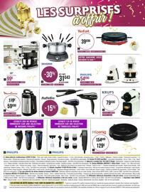 Catalogue Géant Casino en cours, Des cadeaux par milliers !, Page 12