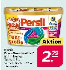 Waschmittel von Persil im aktuellen NETTO mit dem Scottie Prospekt für 2.79€