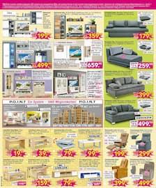Aktueller SB Möbel Boss Prospekt, Beste Preise für alle!, Seite 6