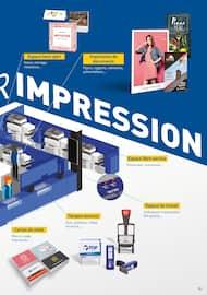Catalogue Top Office en cours, Atelier Impression, Page 3