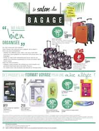 Catalogue Géant Casino en cours, Le salon du bagage, Page 6