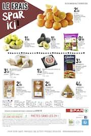 Catalogue Spar en cours, Les promos gourmandes, Spar ici !, Page 12