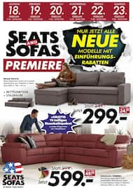 Seats and Sofas, Premiere für Berlin