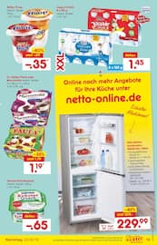 Aktueller Netto Marken-Discount Prospekt, WINTERBLUES ADÉ, Seite 15