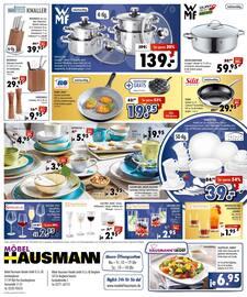 Aktueller Möbel Hausmann Prospekt, SSV - Bis zu 70%, Seite 8