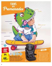 Catalogue Carrefour en cours, Fans de bébé, Page 36