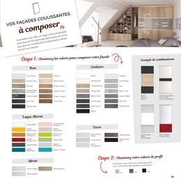 Catalogue Cuisinella en cours, Rangement : Collection 2020, Page 37