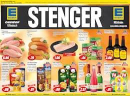 Aktueller Edeka Stenger Prospekt, Aktuelle Angebote, Seite 1