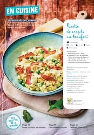 Catalogue Carrefour City en cours, Risotto de crozets au beaufort, Page 9