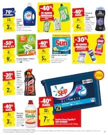 Catalogue Carrefour en cours, Maintenant et moins cher !, Page 29