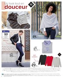 Catalogue Carrefour en cours, Collection Tex Automne, Page 6