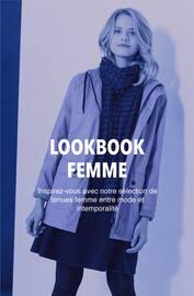Catalogue Petit Bateau en cours, Look book Femme, Page 1