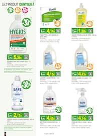 Catalogue NaturéO en cours, Le 2ème produit identique à -30%, -40%, -50%, Page 16