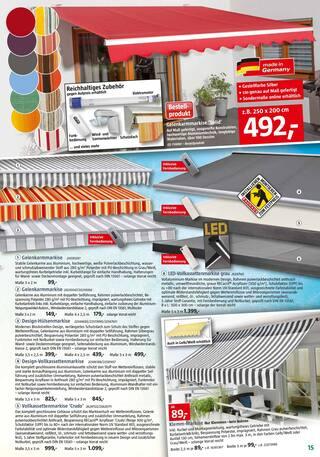 Aktueller BAUHAUS Prospekt, Handzettel KW20, Seite 15