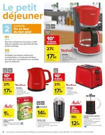 Catalogue Carrefour en cours, En cuisine, s'équiper pour bien manger, Page 18