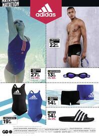 Catalogue Go Sport en cours, Objectif comme des grands, Page 18
