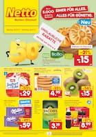 Aktueller Netto Marken-Discount Prospekt, EINER FÜR ALLES. ALLES FÜR GÜNSTIG., Seite 1