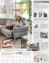 Aktueller külkens+sohn Polstermöbel Prospekt, Sofa Magazin, Seite 11