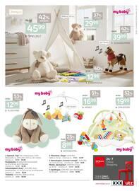 Aktueller XXXLutz Möbelhäuser Prospekt, Baby Spezial, Seite 3