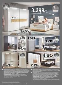 Aktueller XXXLutz Möbelhäuser Prospekt, Schlafen Spezial, Seite 34