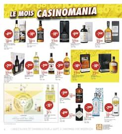Catalogue Géant Casino en cours, Le mois Casinomania, Page 6