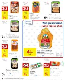 Catalogue Carrefour en cours, Maintenant et moins cher !, Page 6