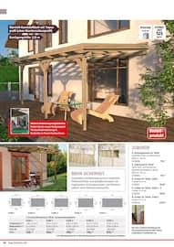 Aktueller BAUHAUS Prospekt, Gartenhäuser/Carports, Seite 94