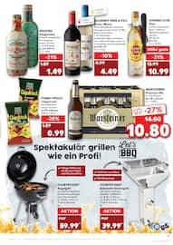 Aktueller Kaufland Prospekt, Essen ist Zusammenhalt., Seite 11