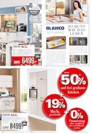 Aktueller porta Möbel Prospekt, porta! Küchenwelt , Seite 15